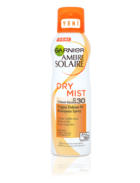 Self tan dry body Mist medium - Product Image